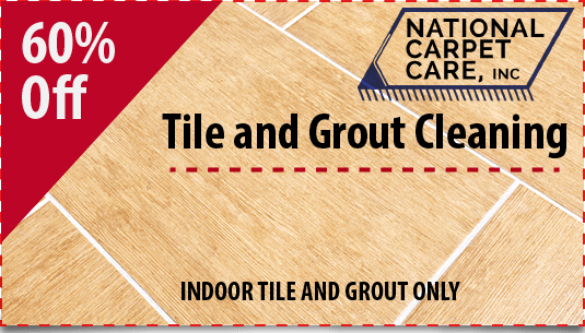 60% off tile and grout cleaning orlando